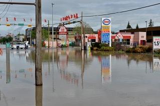 Flood Waters in Calgary